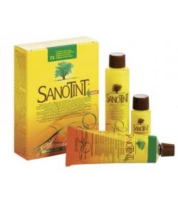 Farba Sanotint Light 72 Bright Ash Chestnut (Popielaty Średni Brąz / mysi odcień) 125 ml