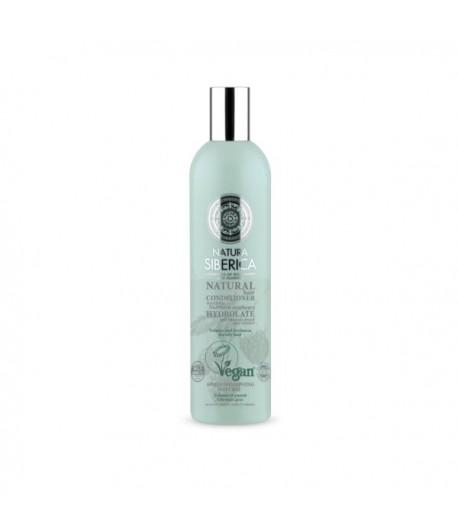 Odżywka do włosów przetłuszczających się - Objętość i Świeżość - Natura Siberica 400 ml