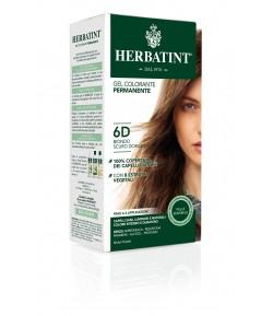 Trwała Farba Herbatint 6D Ciemny Złoty Blond (seria złota)