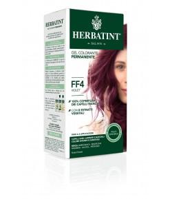 Trwała Farba Herbatint FF4 Fioletowy (seria modny błysk)