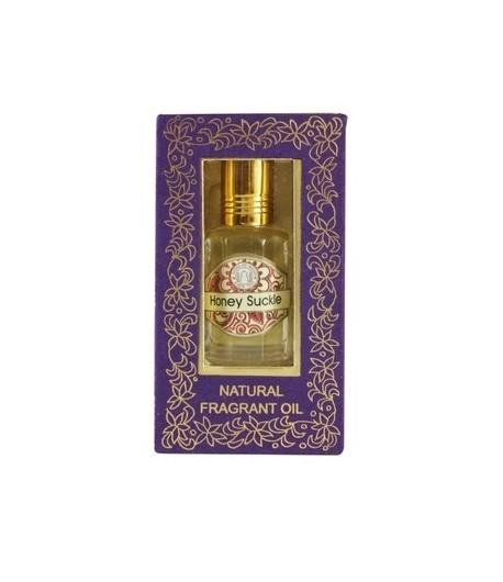 Indyjski olejek zapachowy - Wiciokrzew (Honey Suckle) - Song of India 10ml