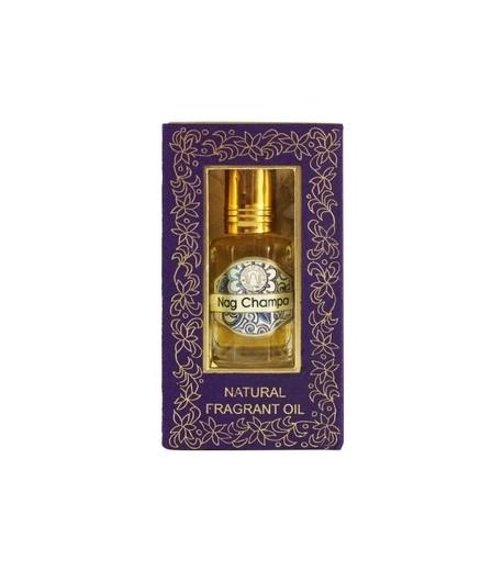 Indyjski olejek zapachowy - Nag Champa - Song of india 10ml