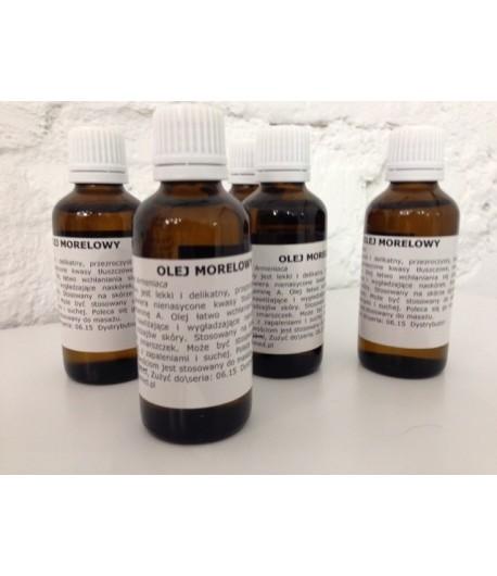Olej z pestek moreli (Prunus armeniaca) - Sunniva Med 50 ml