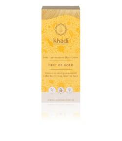 Naturalna Henna Złoty Blond - Khadi 100 g
