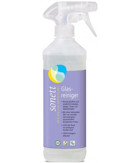 Ekologiczny płyn do mycia okien i szyb - Sonett 500 ml
