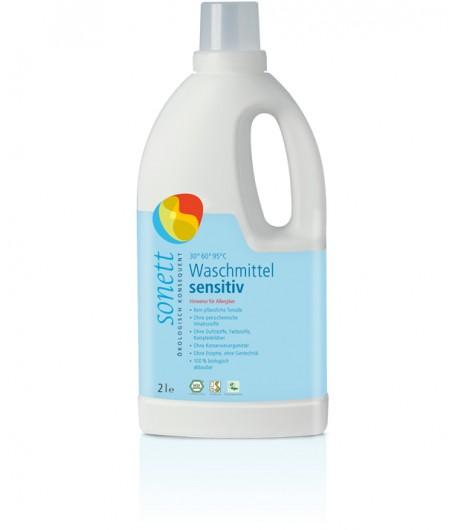 Ekologiczny płyn do prania Neutral - Sonett 2 litry