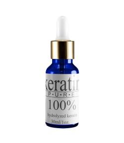 Naturalna Keratyna do włosów i paznokci 100% - Natur Planet 30 ml