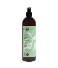 Szampon i odżywka 2w1 z mydłem Aleppo do włosów suchych - Najel 500 ml