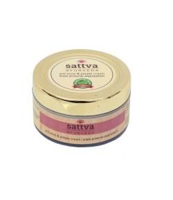 Ziolowy krem przeciw wypryskom - Sattva 50 g