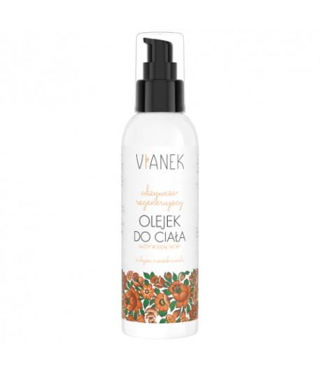 Odżywczo-regenerujący olejek do ciała Vianek - 200 ml