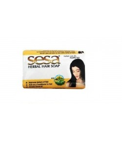 Sesa - ziołowe mydełko do mycia włosów - BAN 75 g