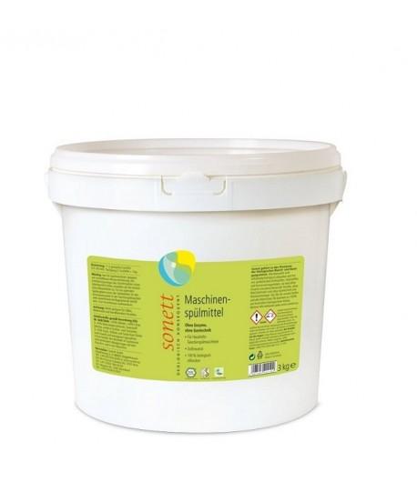 Ekologiczny proszek do zmywarki - Sonett 1 kg
