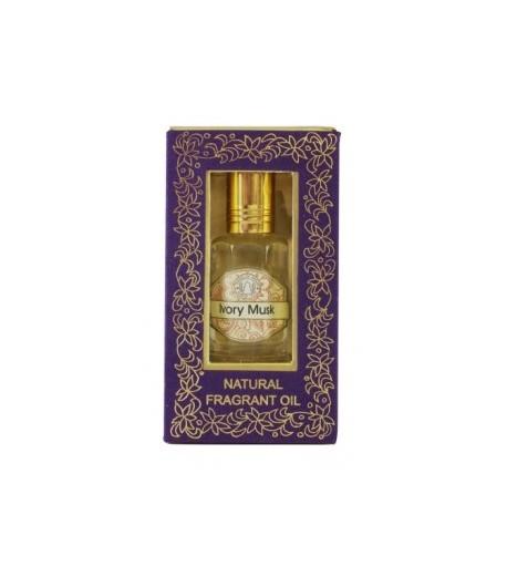 Indyjski olejek zapachowy - Ivory Musk - Song of India 10ml