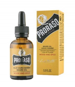 Olejek do brody - Wood and Spice - Proraso 30 ml