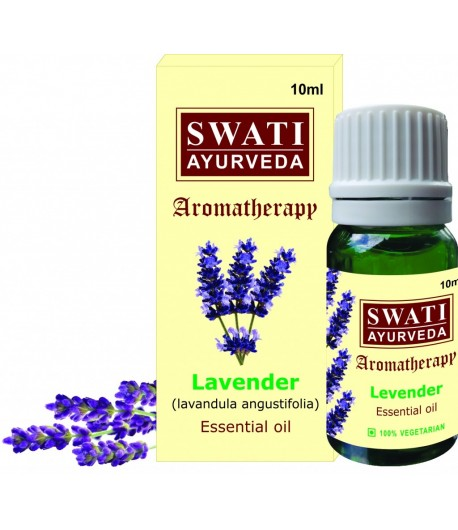 Lawendowy olejek eteryczny - Swati 10 ml