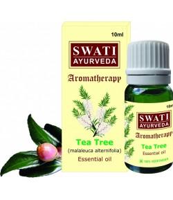 Olejek eteryczny - Drzewo Herbaciane - Sattva 10 ml