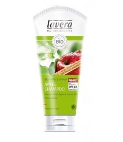 Szampon do włosów normalnych z ekstraktem z bio-jabłek - Lavera 200 ml