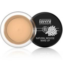 Podkład Mus - Honey 03 - Lavera 15 g
