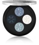 Cienie do powiek - Quattro Blue Platinum 07 - Lavera 3,2 g
