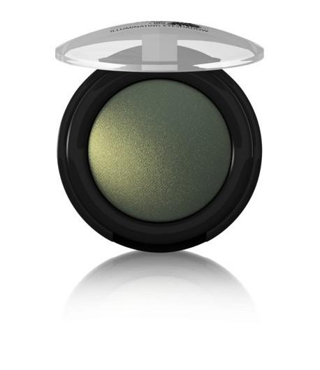 Błyszczący cień do powiek - Electric Green 07 - Lavera 1,5 g