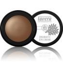 Cień do powiek w kremie - Dramatic Eye Cream - Gleaming Gold 01- Lavera 4 g