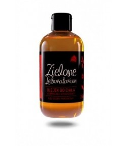 Olejek do ciała ujedrniająco-wygładzający z olejkiem jojoba i olejkiem marchwiowym - Zielone Laboratorium 250 ml