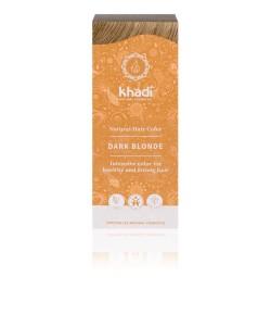 Naturalna Henna Ciemny Blond - Khadi 100 g