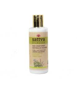 Odżywka do włosów Jaśmin i Aloes - Sattva 210 ml