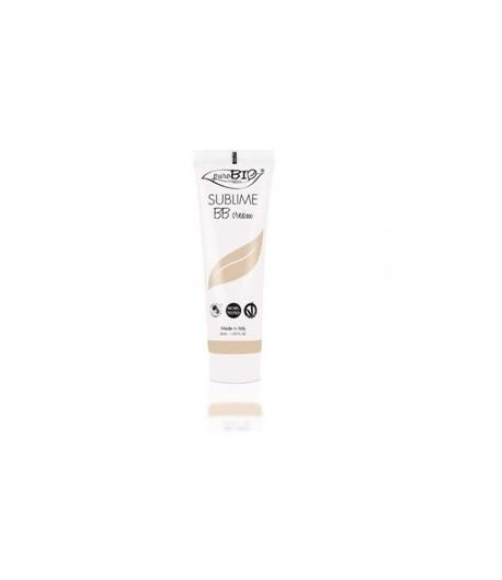 Podkład BB cream Sublime 01 - PuroBIO 30 ml