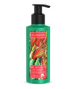 Żel myjący do twarzy - ALOESOVE 150 ml