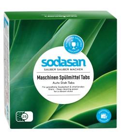 Ekologiczne tabletki do zmywarki - 25 sztuk SODASAN