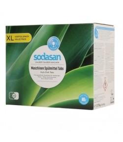 Ekologiczne tabletki do zmywarki - 55 sztuk SODASAN