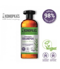 Balsam wzmacniający do osłabionych włosów - dr Konopka 500 ml
