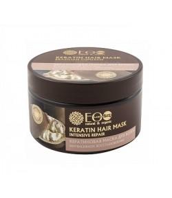 Keratynowa maska do włosów - EO LAB STRANY 250 ml