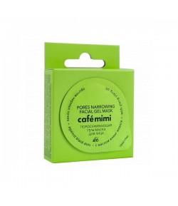 Maska do twarzy - zwężająca pory - Cafe mimi 15 ml