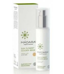 Fluid tonujący do twarzy Sun Flower - Madara 50 ml