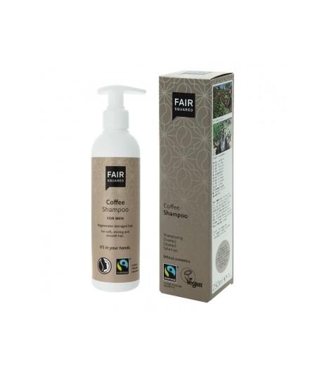 Szampon do włosów z ekstraktem z kawy - Fair Squared 250 ml