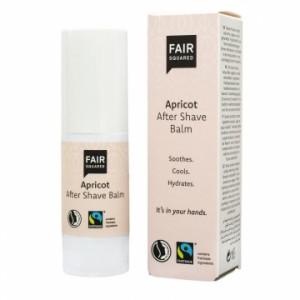 Balsam po goleniu stref intymnych z olejem z pestek moreli - Fair Squared 30 ml