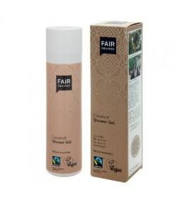 Żel pod prysznic z olejem kokosowym - Fair Squared 250 ml