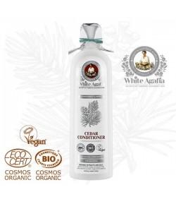 Balsam do włosów - Cedrowy - White Agafia 280 ml