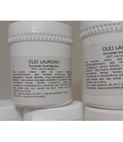 Olej laurowy (Laurus nobilis L.) - Sunniva Med 50ml
