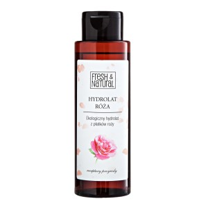 HYDROLAT RÓŻA - Fresh&Natural 200 ml
