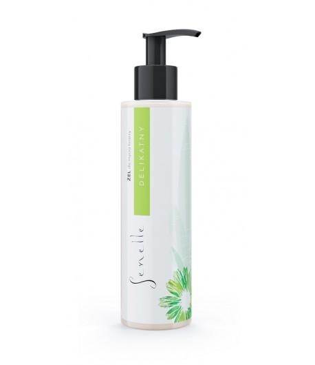 Delikatny żel saponinowy do mycia twarzy - Senelle Spring 150 ml