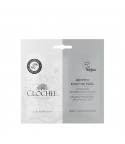Delikatny peeling enzymatyczny - Clochee 2 x 6 ml