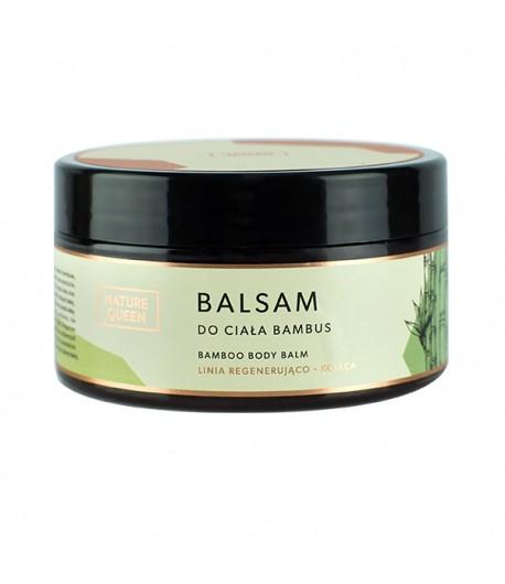 Balsam do ciała Bambus - Nature Queen 200 ml