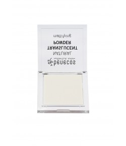 Naturalny transparentny puder w kompakcie – Mission Invisible - Benecos 6,5 g