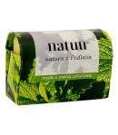 Mydło z melisą cytrynową - Natuu 80g