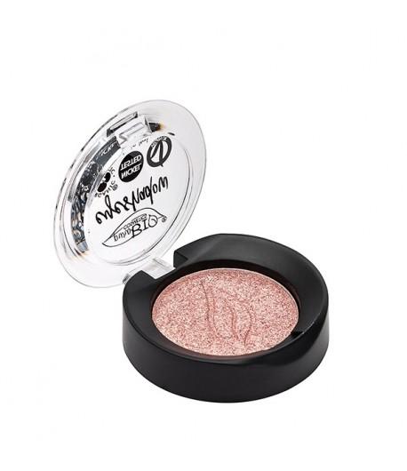 Cień pojedynczy 25 Pink (rozświetlający) - PuroBIO