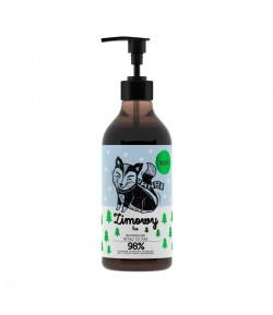 Naturalne mydło do rąk - Zimowy Las - Yope 500 ml