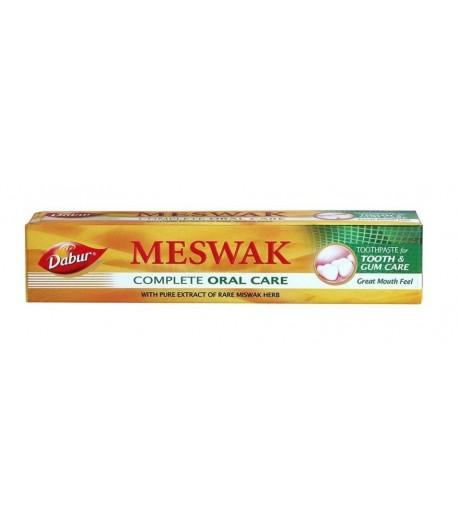 Meswak - pasta ziołowa do zębów - Dabur 100 g